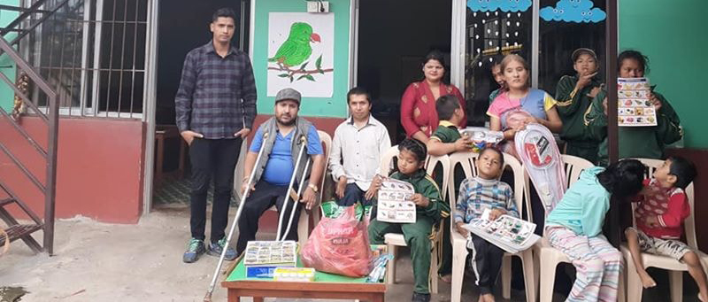 Special school for disability